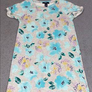 GAP girls long shirt / dress
